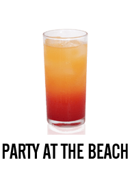 Party at the beach