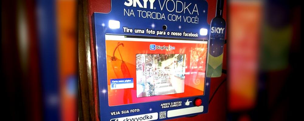 Ativação Skyy Vodka em Bares de São Paulo