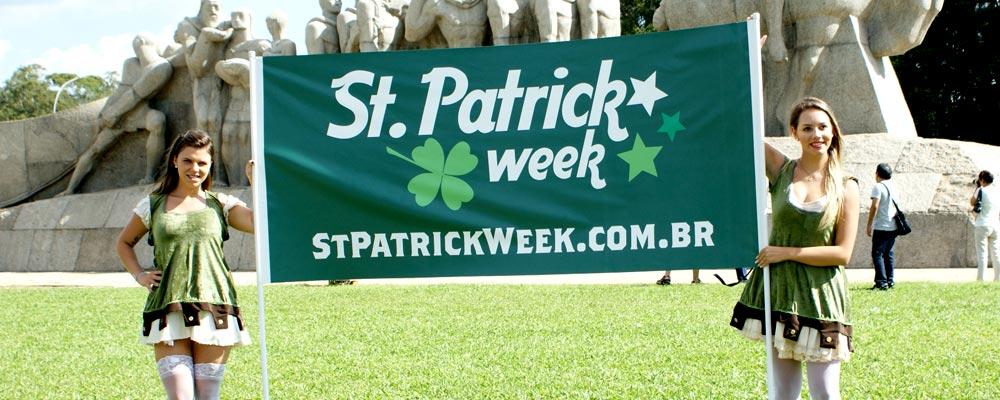 Operação St Patrick's Week