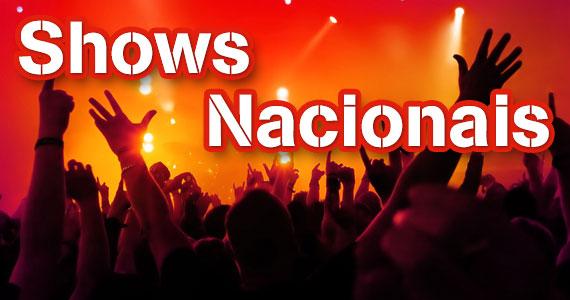 Shows Nacionais em São Paulo