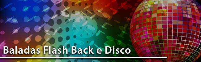 086cbd9a605 Baladas Flash Back e Disco