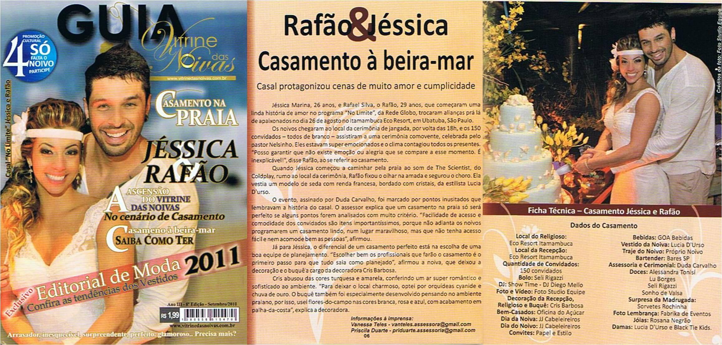 BaresSP no casamento de Jéssica e Rafão BaresSP image