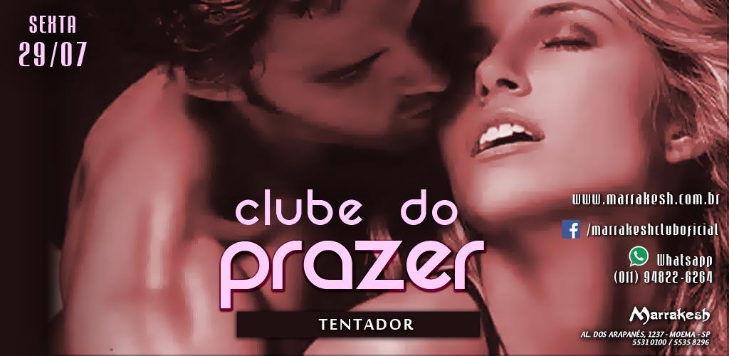 Clube do Prazer Tentador