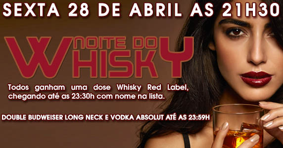28/04/2017 - Noite do Whisky Akbar