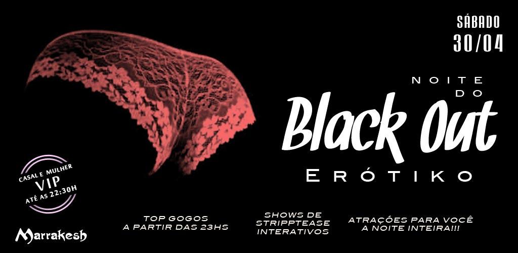 Noite do Black Out Er�tiko