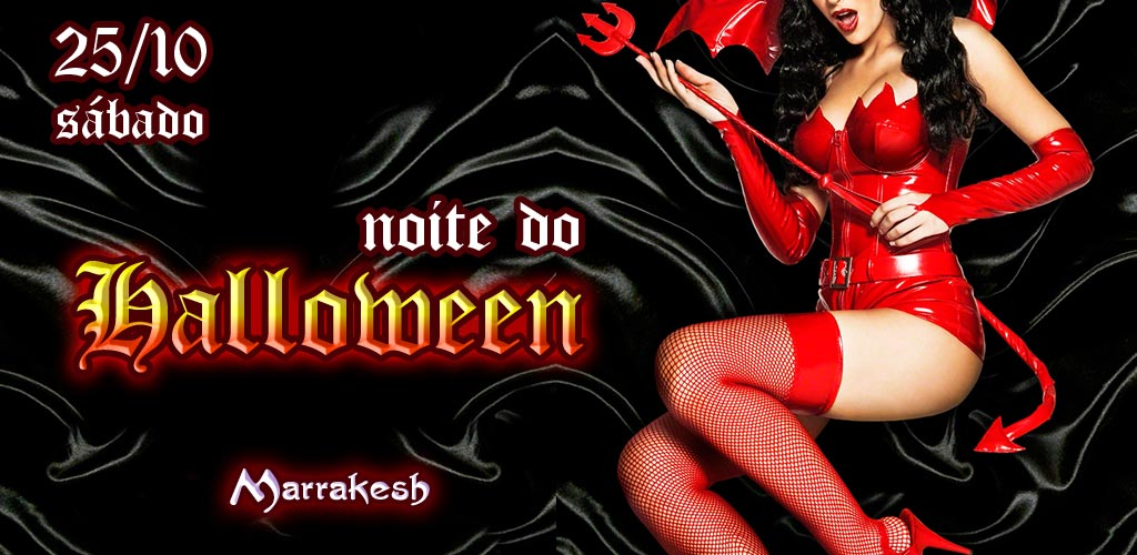 Noite do Halloween