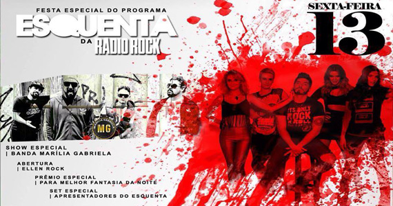 Festa Especial do Programa Esquenta da Radio Rock