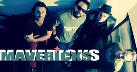 Banda Mavericks comanda a noite com clássicos do rock no Dublin