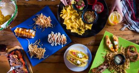 Chili Peppers Mexican Food participa do festival Taco Tuesday