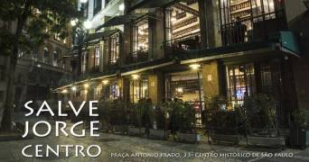 Bar Salve Jorge - Centro