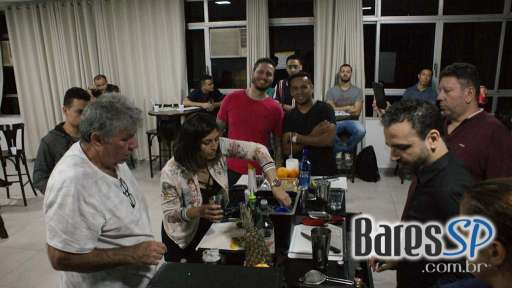 Workshop Caipirinhas