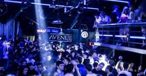 Eventos BaresSP Avenue Club