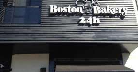 BaresSP Boston Bakery 24 horas