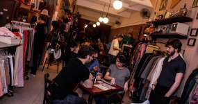 BaresSP Boutique Vintage Brechó e Bar