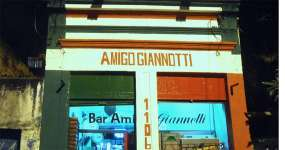 BaresSP Bar Amigo Giannotti