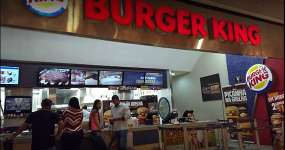 BaresSP Burger King - Shopping Ibirapuera