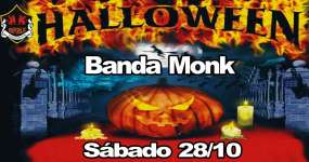 BaresSP Republic Pub preparou a Halloween Party com William Kim e banda Monk