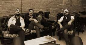 Eventos BaresSP Abdo Blues Band se apresenta no The Blue Pub