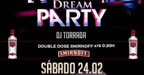 BaresSP Dream Party com Double Caipirinha no Le Rêve Club