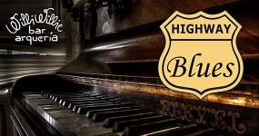 Eventos BaresSP Willi Willie tem noite de blues com a Banda Highway Blues