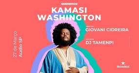 Kamasi Washington desembaca ao Brasil para show na Audio /eventos/fotos2/thumbs/kamasi-washington-baressp-min.jpg BaresSP
