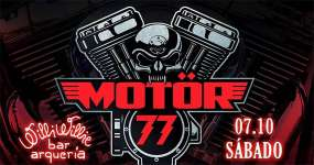 BaresSP Banda Motor 77 anima a noite com clássicos do rock no Willi Willie