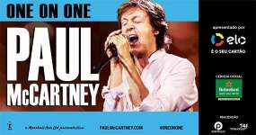 Eventos BaresSP Paul McCartney se apresenta com a turnê One On One no Alianz Parque