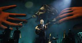 BaresSP Pocket Show de Roger Waters na Fonte do Ibirapuera