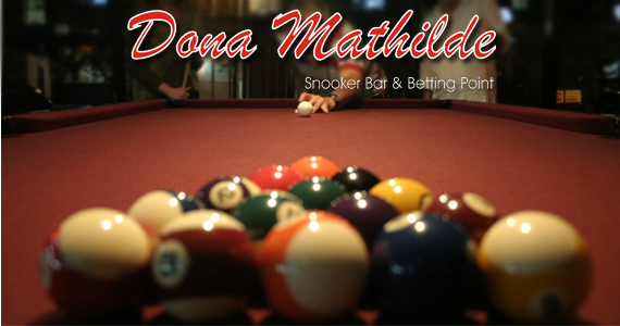 Dona Mathilde Snooker Bar e Betting Point