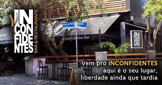 Inconfidentes Bar