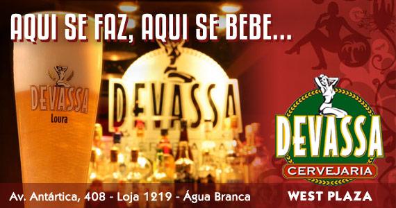 Cervejaria Devassa Shopping West Plaza